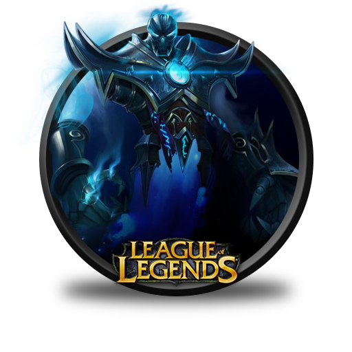 Nocturne Chinese Artwork Icon League Of Legends Iconset
