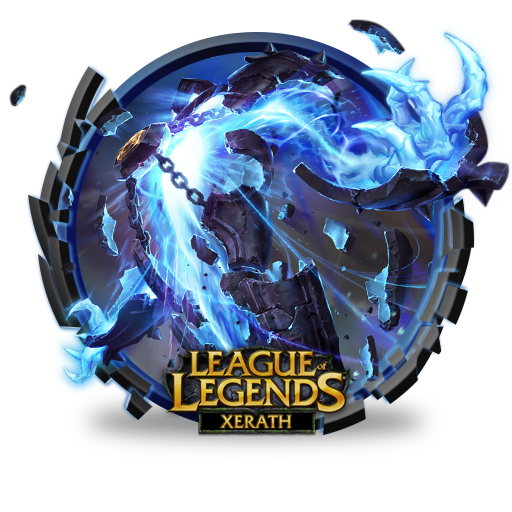 Xerath Icon League Of Legends Iconset