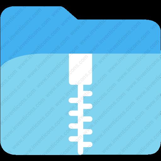 Download Zip Folder,folder,storage,explorer,explorer Icon