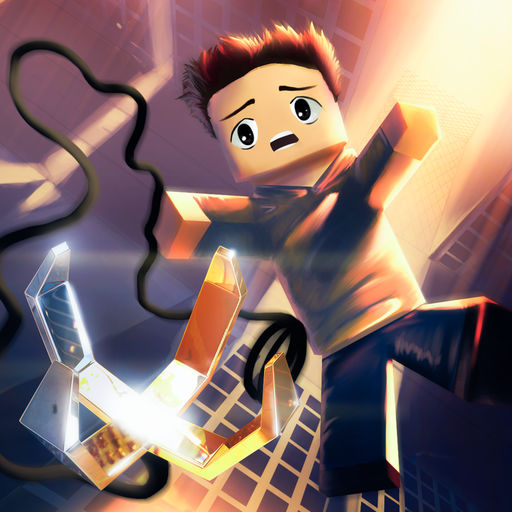 Ace Hero Voxel Flick N Fly