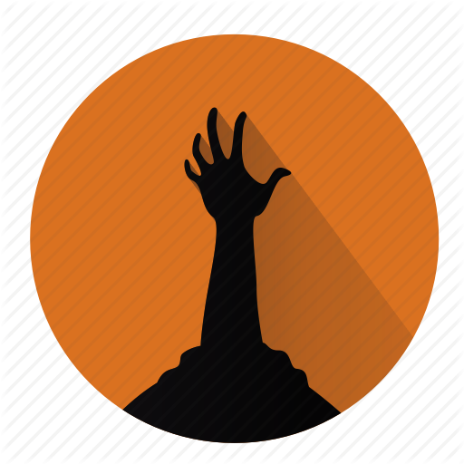 Creepy, Halloween, Horror, Scary, Walking Dead, Zombie, Zombies Icon