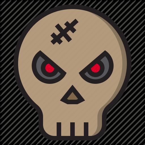 Dead, Halloween, Monster, Zombie Icon
