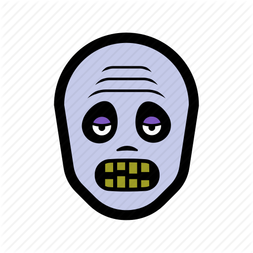 Halloween, Horror, Monster, Scary, Zombie Icon