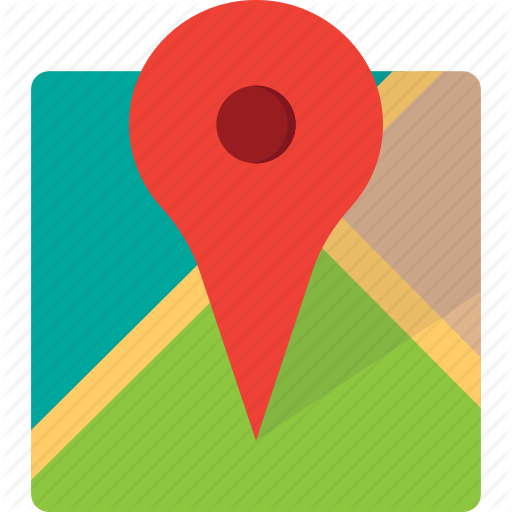 Area, Location, Map, Pin, Site, Zone Icon