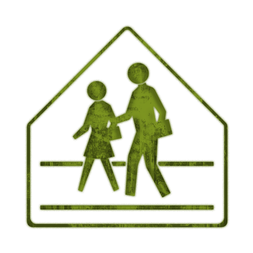 School Zone Icon