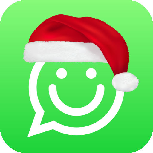 Stickers For X'mas