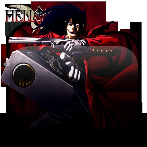 Hellsing Folder Icon