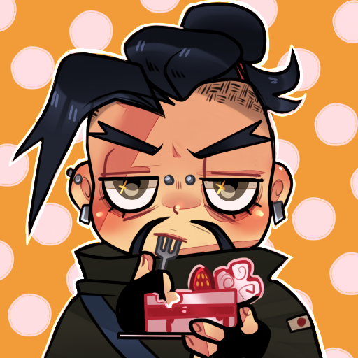 Make Some Icon For Myself, But It Free To Use! Mccree And Genji