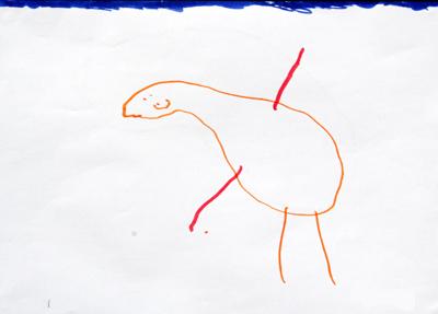 400x287 3 4 Year Old Child Sfa Handwriting Gym