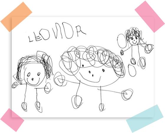 560x452 3 Year Old Drawing Pinknounou Blog
