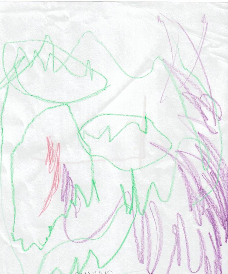 793x955 Books Children Love Example Of 3 Year Old Drawing