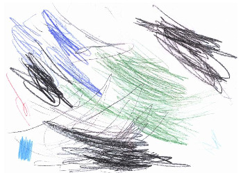 350x249 Children's Drawing Stages