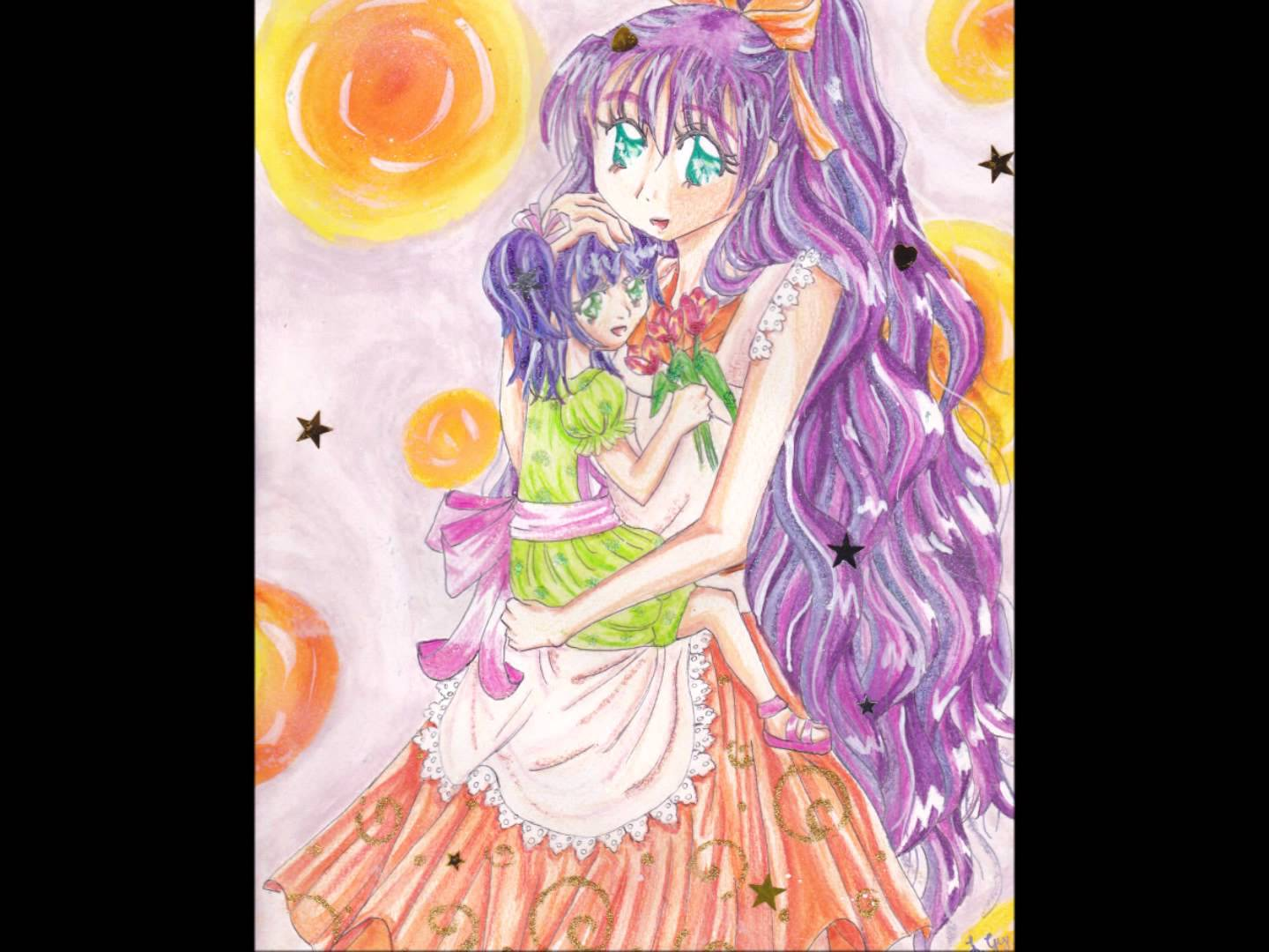 1440x1080 My Anime Drawings 2010 2011 ( I Was 14 Years Old )