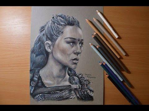 480x360 Drawing Commander Lexa