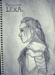 236x319 Octavia Blake Drawing