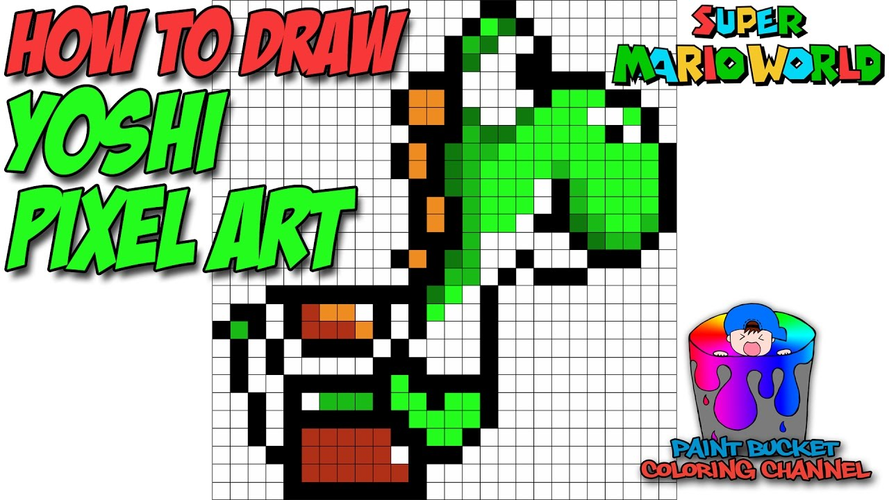 16 Bit Drawing At Getdrawingscom Free For Personal Use 16