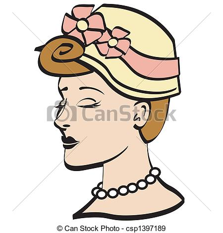 1950s Woman Drawing at GetDrawings.com | Free for personal ...