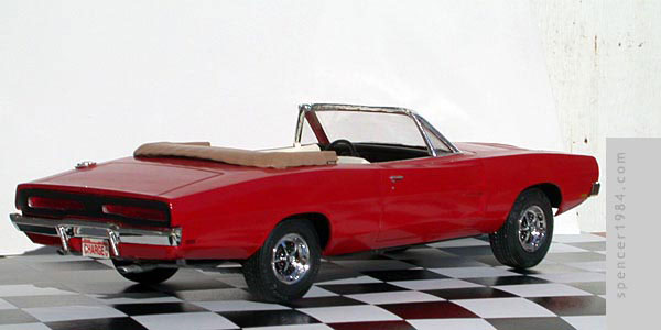 600x300 Dodge Charger Convertible