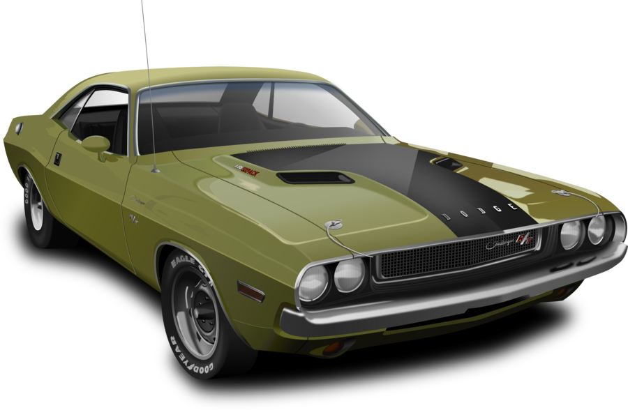 1970 Dodge Challenger Drawing At Getdrawings Com Free