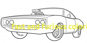302x149 Fast Furious Coloring Pages With How To Draw The Fast