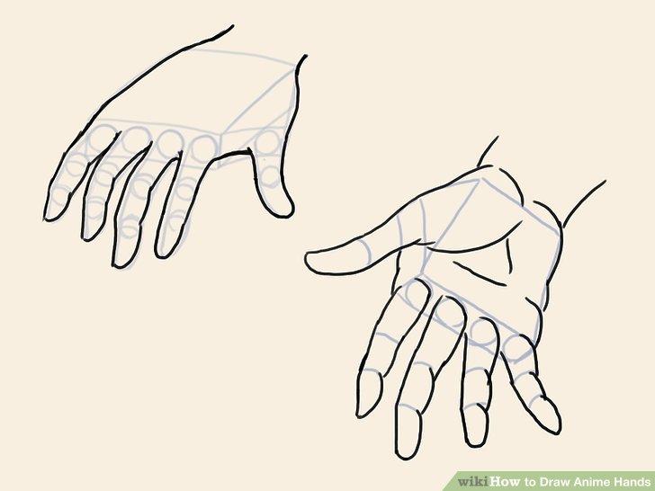 728x546 6 Ways To Draw Anime Hands