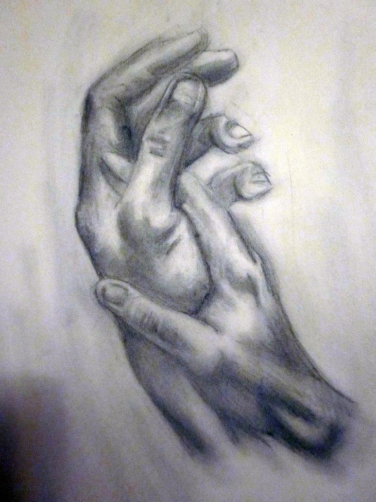 774x1032 Hands Sketch 2 By D1msun