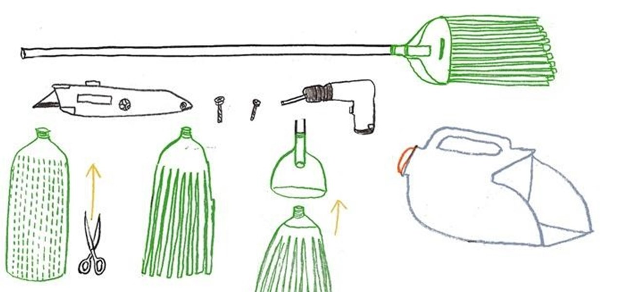 1280x600 How To Make A Soda Bottle Broom And Milk Jug Dustpan The Secret