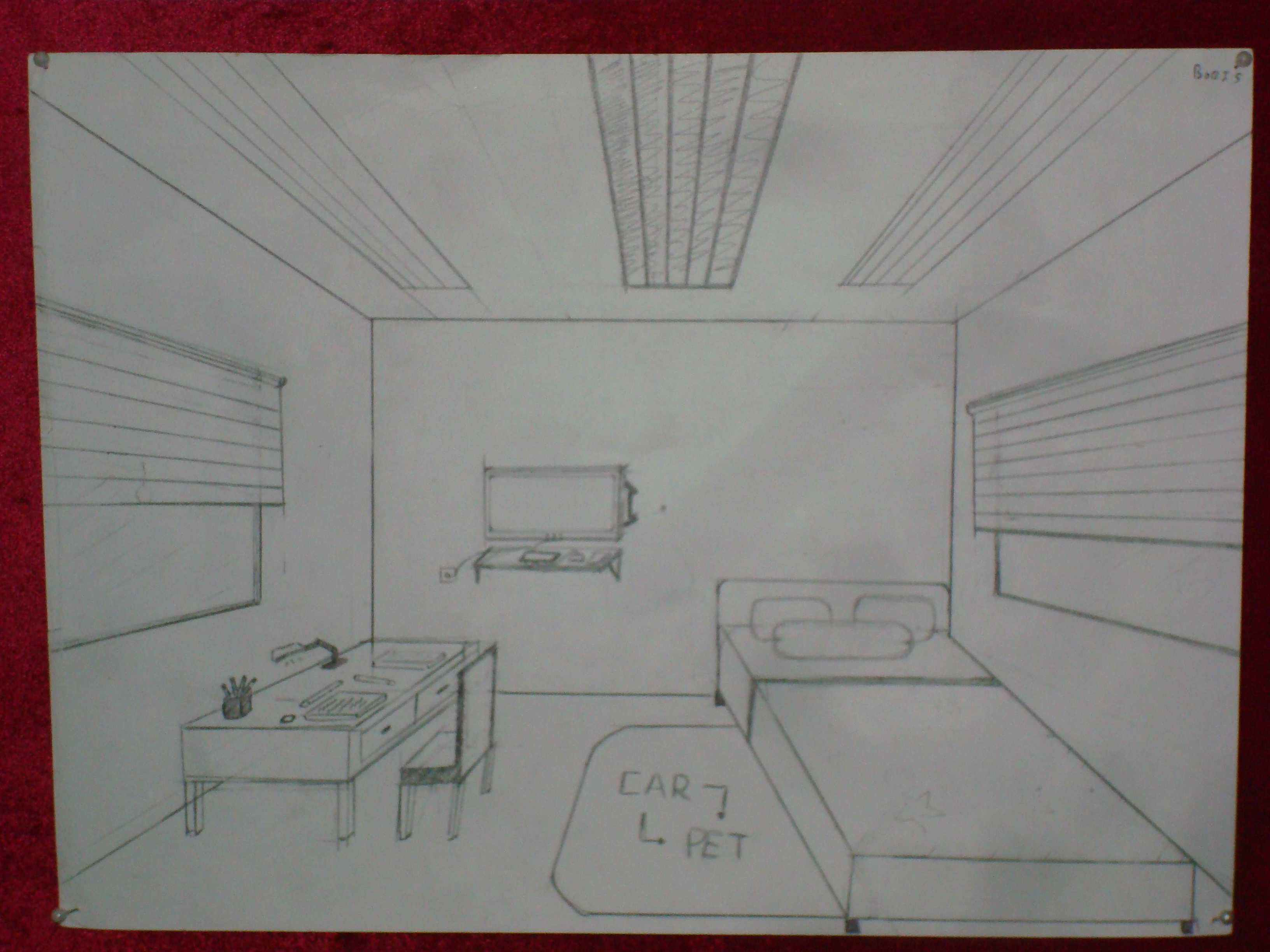 3d Bed Drawing At Getdrawings Com Free For Personal Use