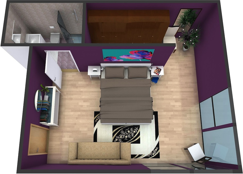 1000x715 Master Bedroom Plans Roomsketcher