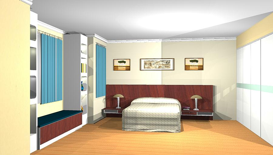Elegant 900x511 Sketches Of Bedroom
