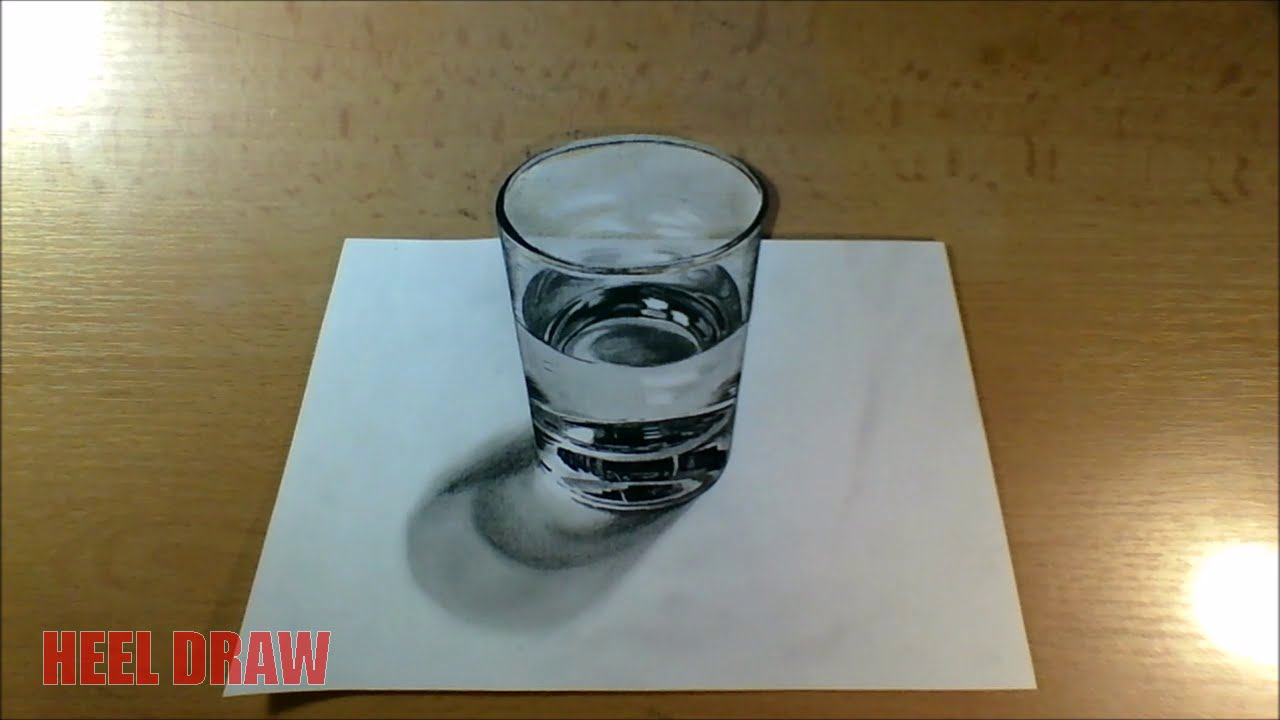 1280x720 Glass Of Water