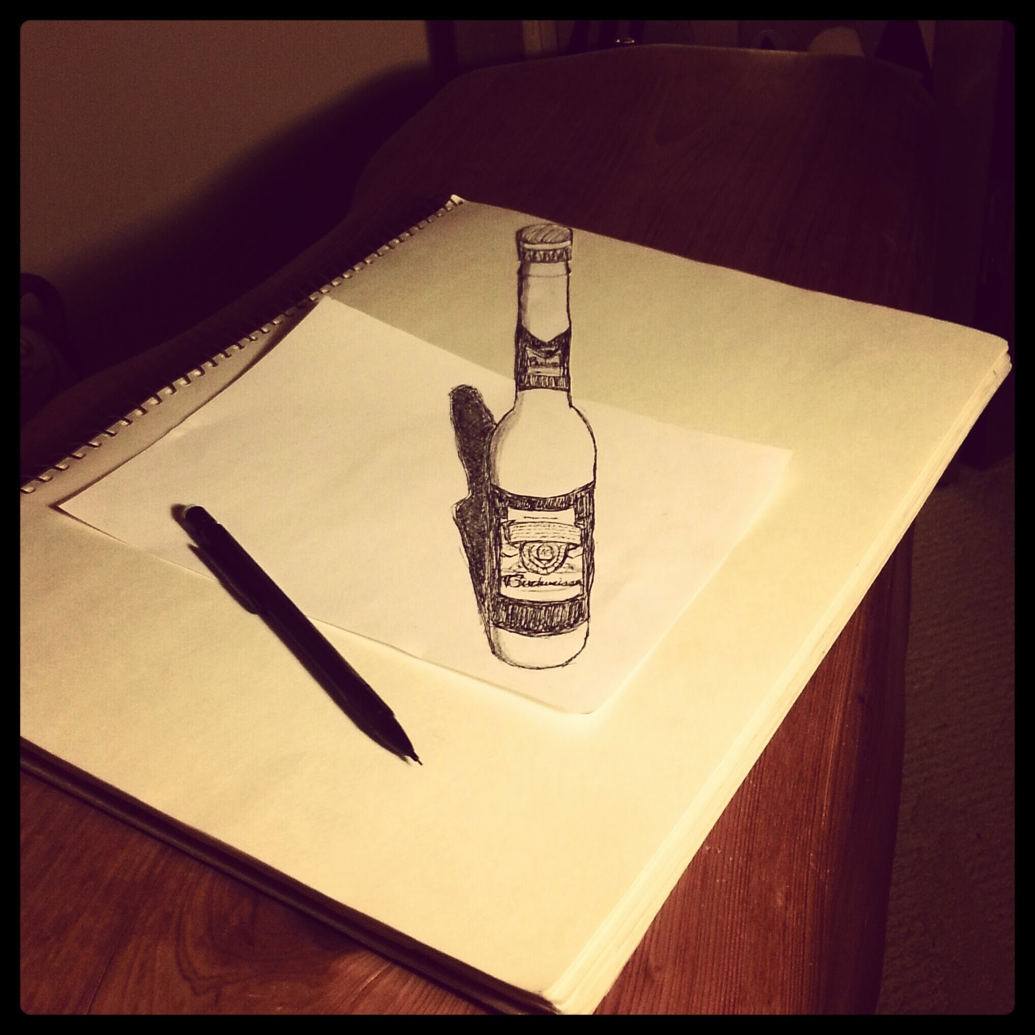2035x2035 Tutorial How To Make 3D Anamorphic Drawings The Easy Way