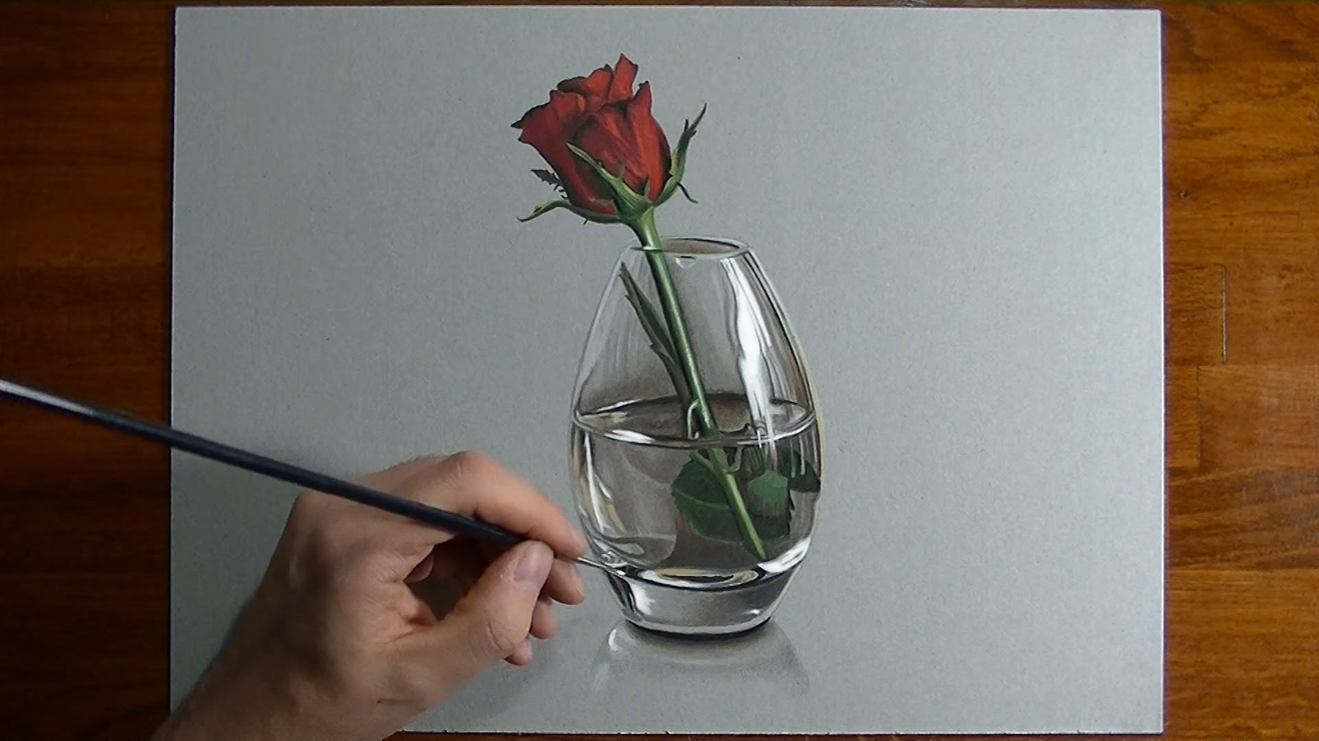1920x1080 Flower 3d Drawing How To Draw A Beautiful 3d Flower