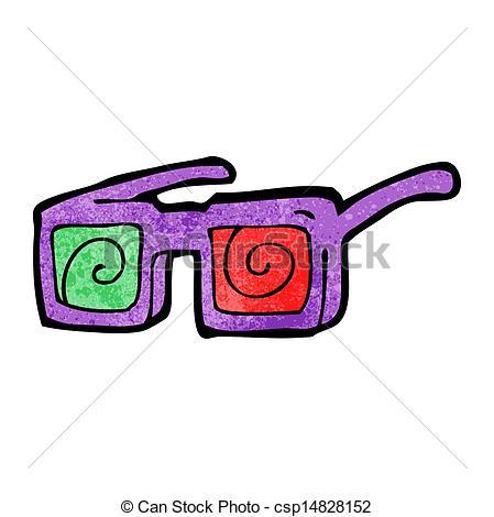 449x470 3d Glasses Cartoon Clipart Vector