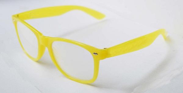 600x306 Glow The Dark Yellow Chromadepth Crayon Drawing 3d Glasses