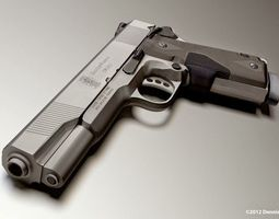 255x200 Gun 3d Models Cgtrader