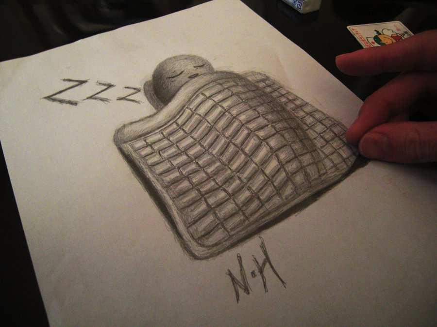900x675 25 Stunning 3d Optical Illusion Drawings Optical Illusions