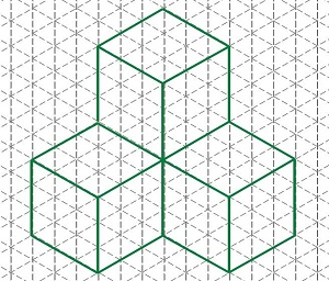 300x256 What Is An Isometric Drawing