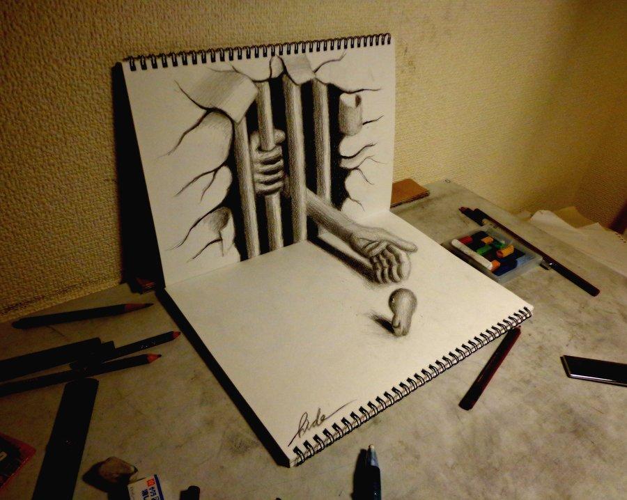 900x718 3d Drawing
