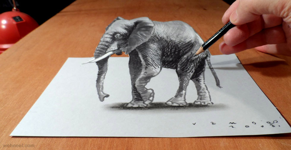 980x507 3d pencil drawings 5