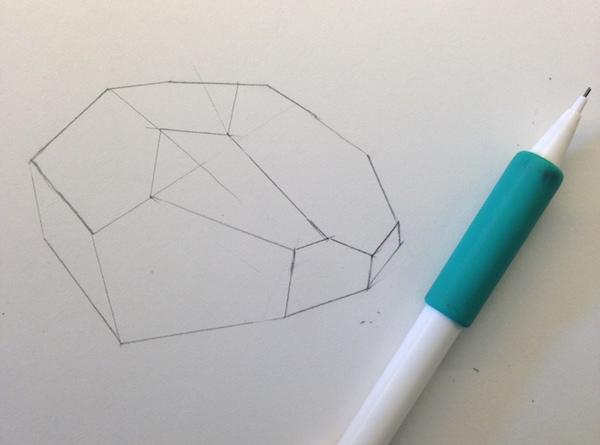 600x445 Drawing 3 D Shapes 5 Tutorials