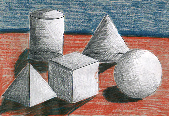 552x379 How To Shade 3d Shapes Artsmudge