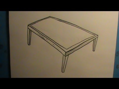 480x360 How To Draw A Table