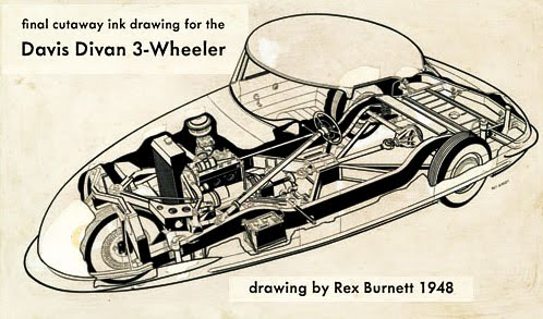 498x293 Just A Car Guy Rex Burnett, The Cutaway Drawing King Of Hot Rod