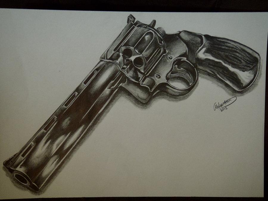 900x675 44 Magnum By Crobe98