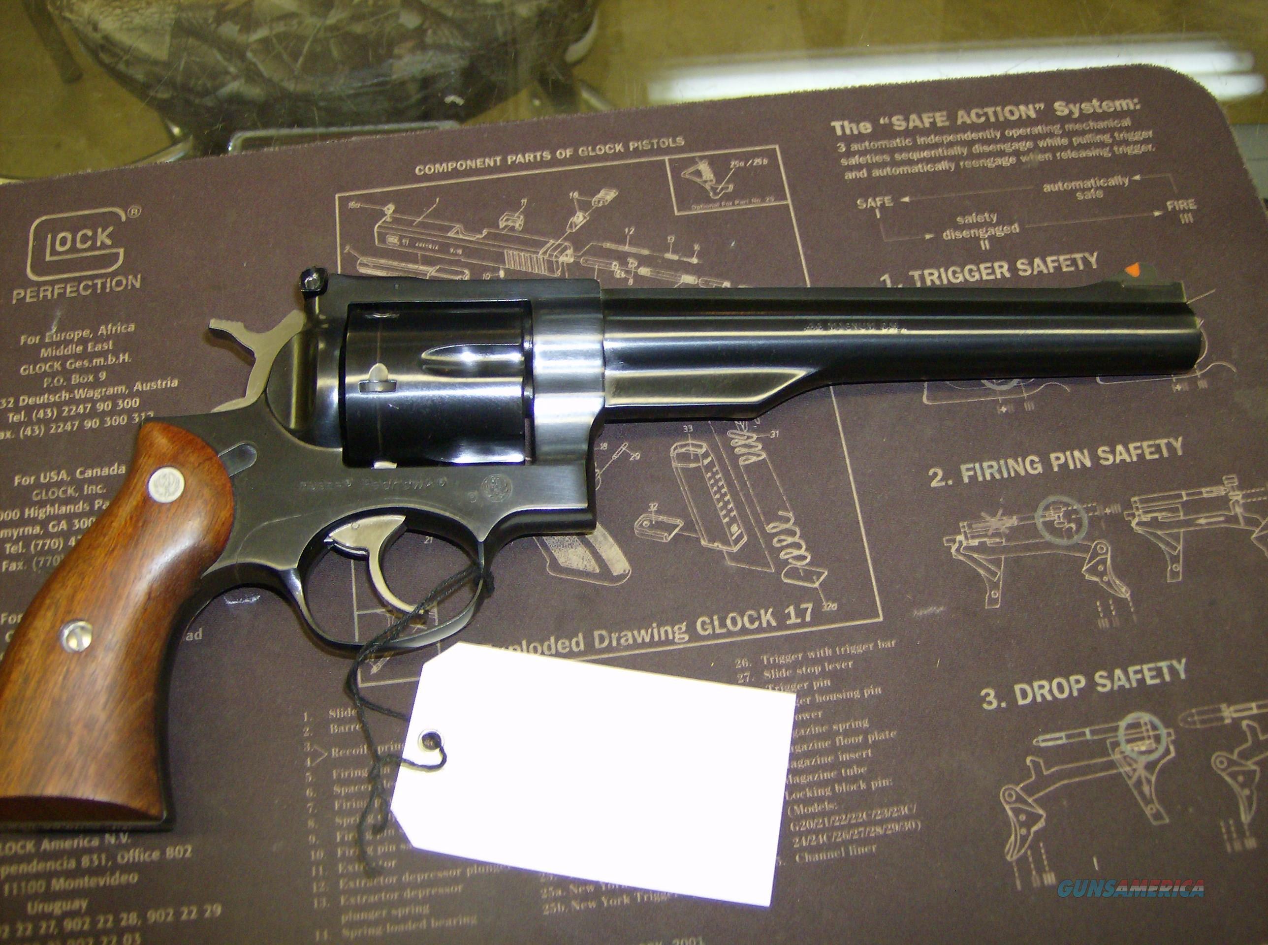 2576x1920 Ruger Redhawk 44 Magnum 7.5 Barrel Blue Revolv For Sale