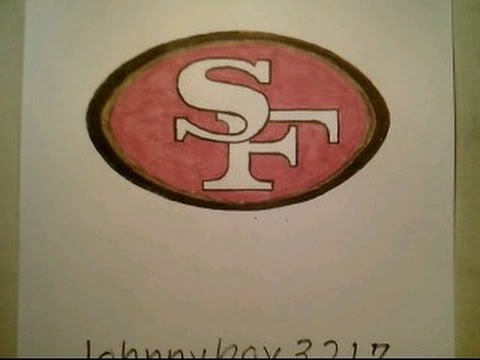 49ers Drawing At Getdrawings Free For Personal Use 49ers
