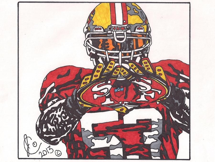 49ers Drawing At Getdrawingscom Free For Personal Use 49ers