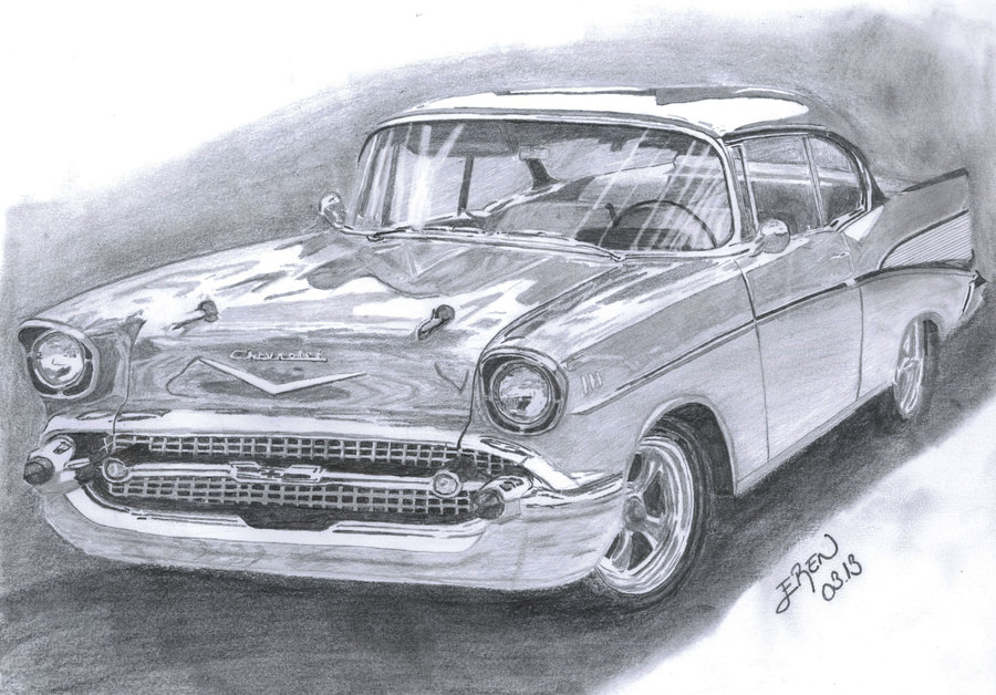 57-chevy-drawing-51  Chevy Bel Air Wiring Diagram on msd ignition,