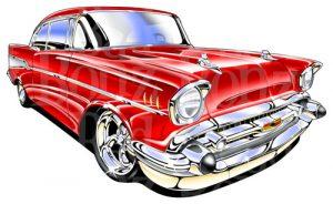 300x184 1957 Chevy Bel Air